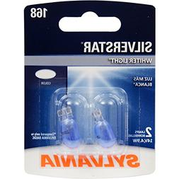 SYLVANIA 168 SilverStar High Performance Miniature Bulb,