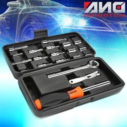 20PCS CAR HEADLIGHT REPLACE HAND TOOL KIT BIT HOLDER DRIVE R