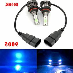 9005 HB3 CREE LED Headlight Bulb Conversion Kit High/Low Bea