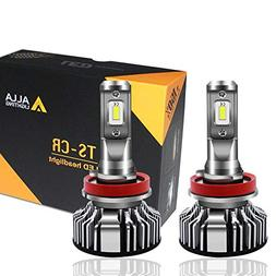 Alla Lighting 10000lm LED H11 Headlight Bulbs or Fog Lights