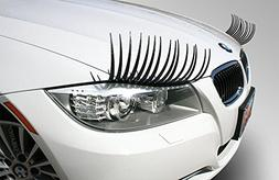 NEW- Car Lashes  Classic Black - FREE SHIPPING