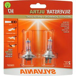 SYLVANIA H7 SilverStar Ultra High Performance Halogen Headli