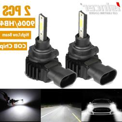 CREE 9006 LED Headlight Lamp Light Bulbs Conversion Kit 1500