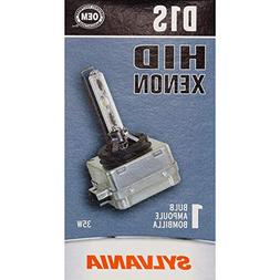 SYLVANIA D1S HID High Intensity Discharge Lamp,