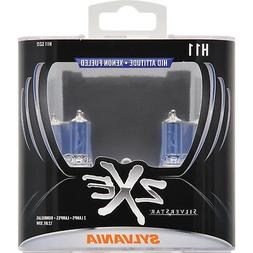 Sylvania H11 SZ SilverStar zXe High Performance Halogen Head