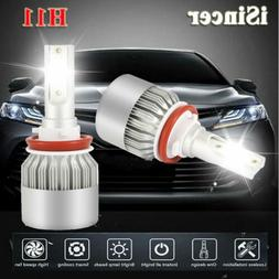 H8 H9 H11 1800W 270000LM LED Headlight Bulbs Conversion Kit