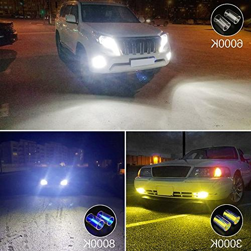 Zdatt 12000LM Conversion Kit Lights High Beam 360 Degree