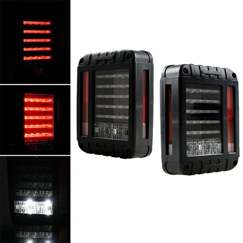 2 7inch <font><b>Kit</b></font> Assembly For for <font><b>Headlights</b></font> with LED TailLights <font><b>Conversion</b></font>
