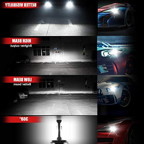 SEALIGHT High beam 9006/HB4 LED CSP