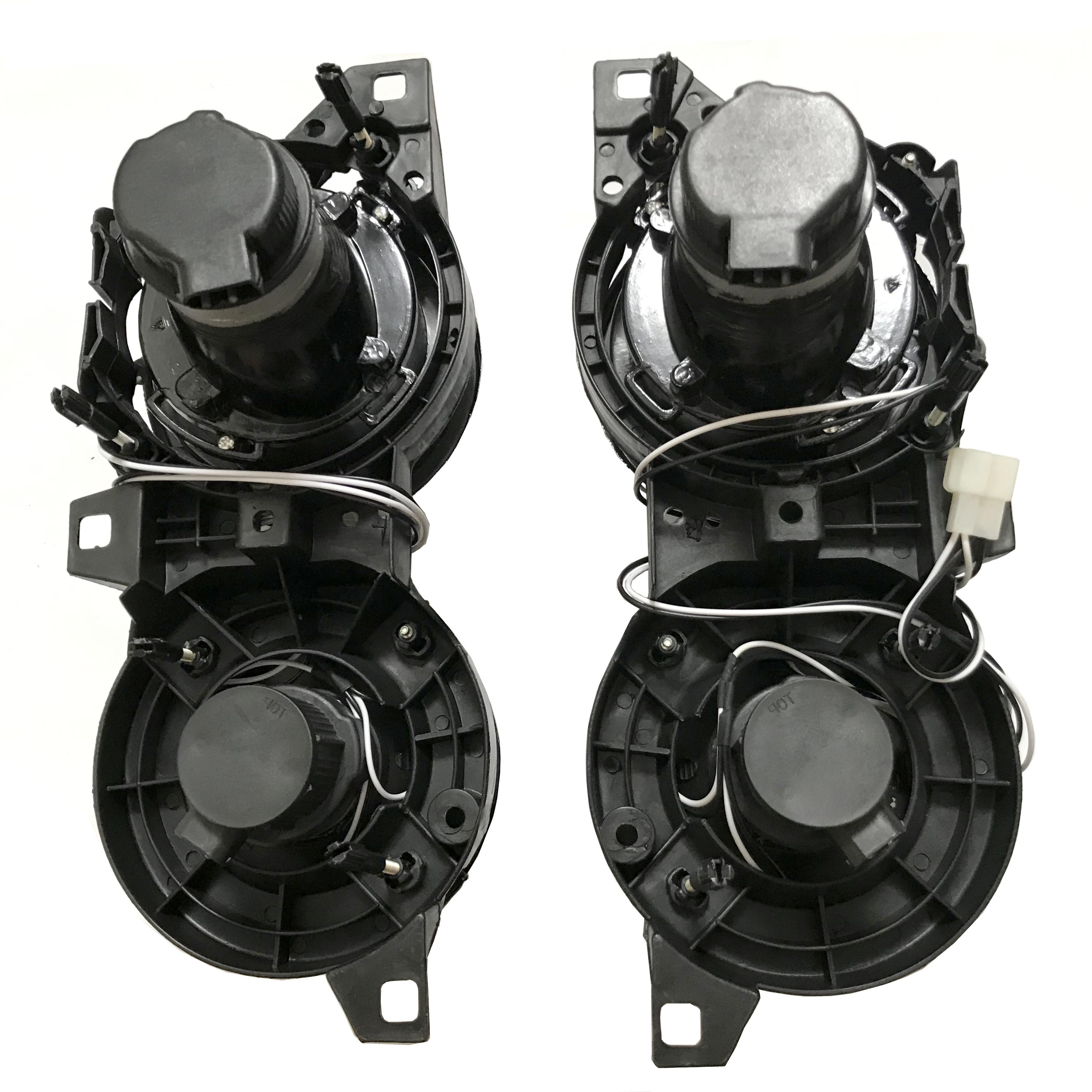 For 1984-1991 3-Series Halo BLACK
