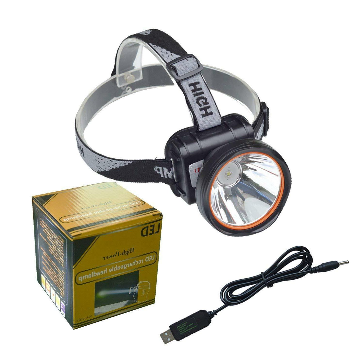 Odear Bright Rechargeable Flashlight Fishing hunt