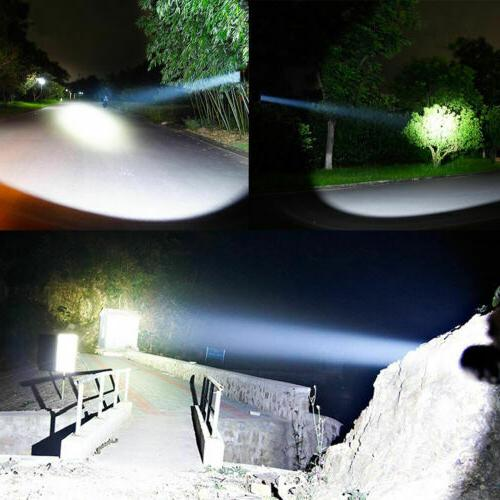 Odear Rechargeable Flashlight Headlight fishing