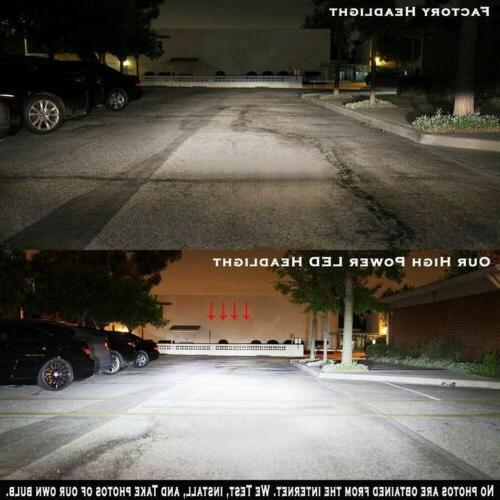 Combo 4200W 630000LM Beam Kit HID 6000K