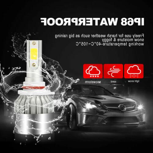 4200W 630000LM Combo Lamp Power 6000K HID
