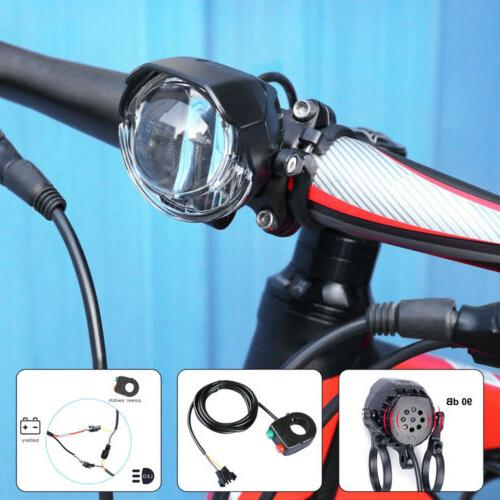 Electric Bicycle 6V Headlight Motor