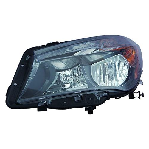 fits mercedes benz cla headlight