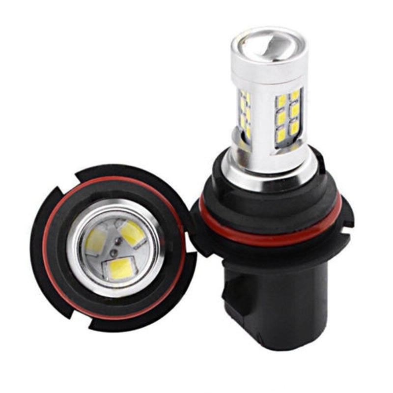 <font><b>Krator</b></font> 2PCS White HB1 <font><b>Headlight</b></font> Low Headlamp LED