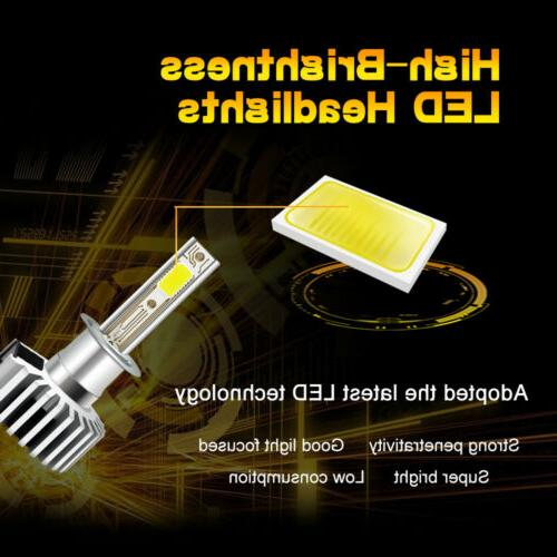 Ridroid H1 Bulbs High Bright 6000K HID Replacement