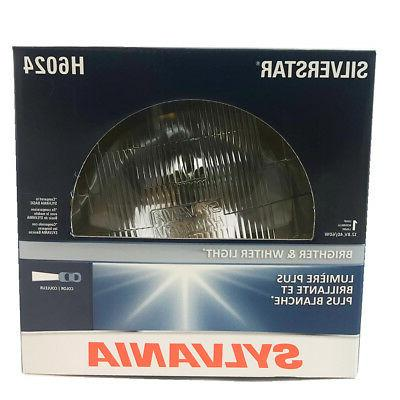 h6024st silverstar halogen headlight