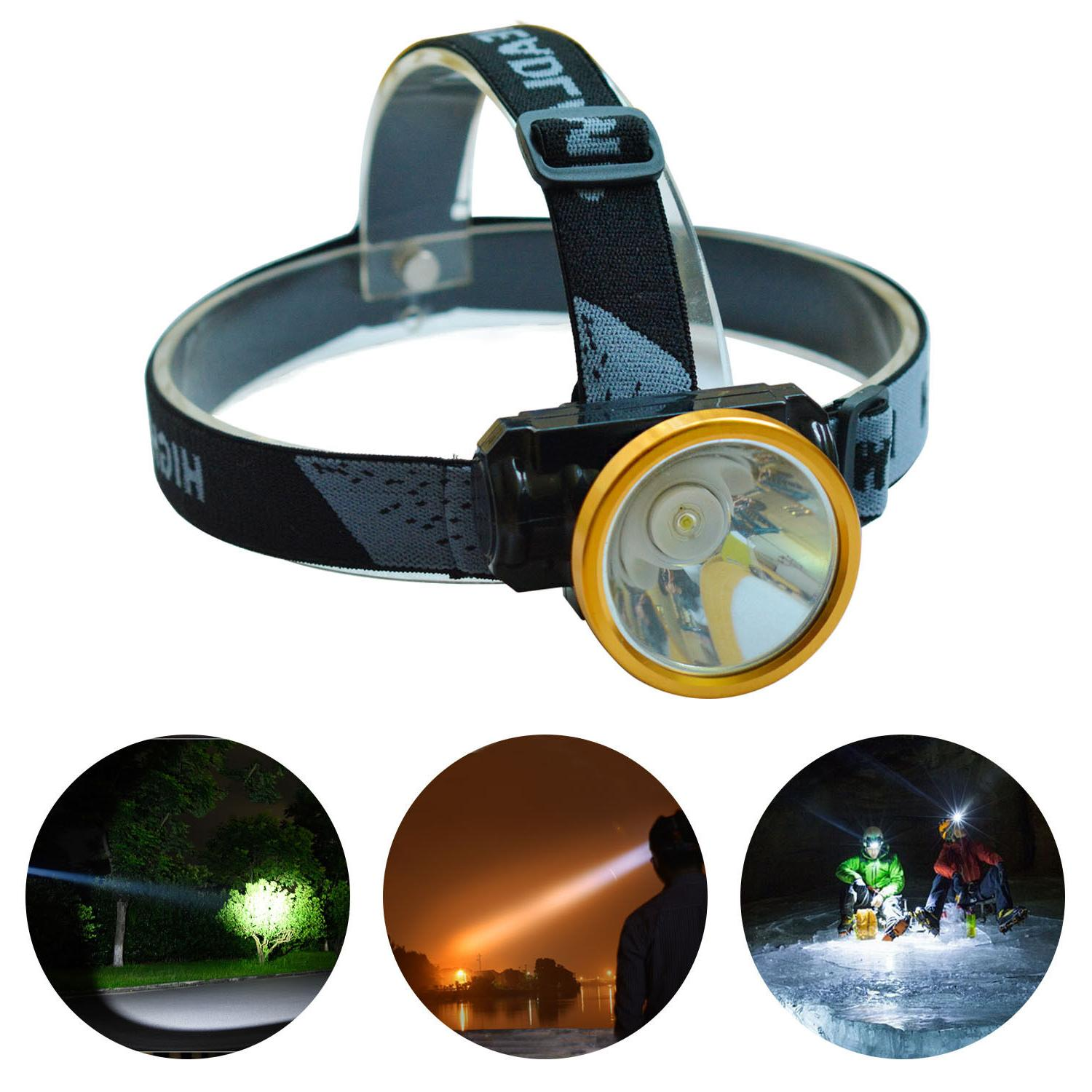 Odear Head LED Rechargeable Headlight for