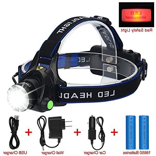headlamp flashlight kit