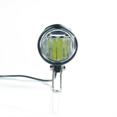 Conversion 6V Front Taillight E-Bicycle