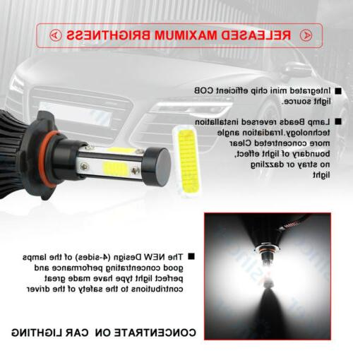 Combo 9005 LED 250000LM High Low Beam Bulb